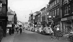 High street 1955