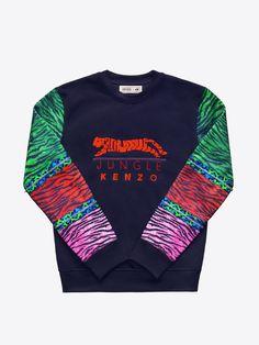 Sweatshirt Kenzo x H&M, 79,99 euros