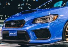 Find what moves you through this Sunday at the 2017 #LAAutoShow. 1000 vehicles including the WRX STI are on display for you.