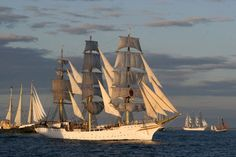 Irish Sea Tall Ships Regatta (Visit Liverpool)