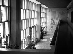 Edifício Misto Águas Livres - TEOTÓNIO PEREIRA, COSTA CABRAL [1953-1955] Movimento Moderno, Arquitetura Moderna, Habitação Coletiva, Equipamento, Espaço Público, O Azulejo na arquitetura