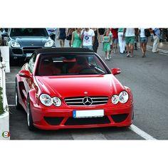 Mercedes CLK 6.3 AMG DTM Cabriolet