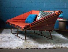 Hopeless Diamond DIY Sofa by Chris Stuart