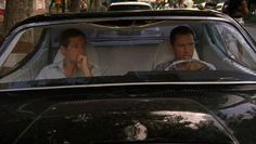 """Burn Notice 2x10 """"Do No Harm"""" - Michael Westen (Jeffrey Donovan) & Kenny (David Barry Gray)"""