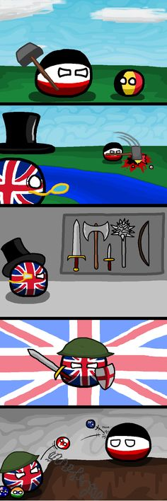 The British Way Of Fighting by bloatarder - A Member of the Internet's Largest Humor Community Funny Cartoons, Funny Comics, Funny Images, Funny Pictures, How To Make Comics, History Memes, Country Art, Comic Strips, Dankest Memes