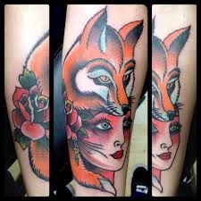 tattoo fox - Google zoeken
