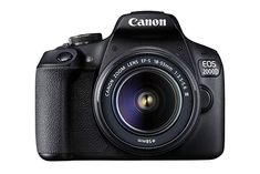 Canon Eos Digital SLR Camera with ISII Lens – Best Dslr Camera Under 30000 in India - shop with lust shopping in india Canon Dslr Lenses, Canon Eos 1300d, Cameras Nikon, Canon Dslr Camera, Canon Eos Rebel T6, Video Camera, Canon 1300d, Canon Zoom, Camera Case