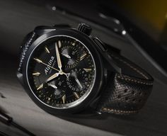 Alpina Alpiner 4 Chrono Manuf Flyback : une complication plus simple