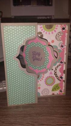 Sizzix Regal Flip It Birthday Card