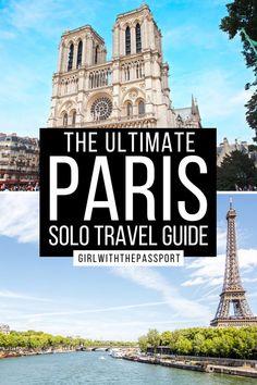 Paris France Travel, Paris Travel Guide, Paris Things To Do, Road Trip Europe, Culture Travel, European Travel, Solo Travel, Travel Inspiration, Travel Destinations