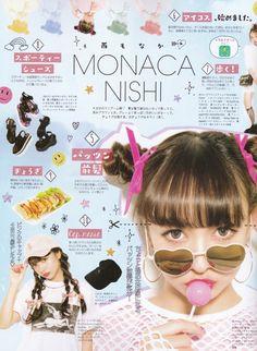 LARME magazine Kawaii fashion ~☆彡 Fairy Kei ☆彡 Decora ~ Kawaii style ~ j fashion ~ harajuku ~ gyaru ~ fairy kei ~ lolita fashion ~ gothic lolita ~ pastel goth ~ japanese fashion ~ pop kei ~ Harajuku Fashion, Japan Fashion, Kawaii Fashion, Cute Fashion, Lolita Fashion, Kawaii Cute, Kawaii Girl, Kawaii Style, Kei Visual