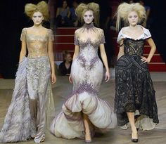 17 Best images about Alexander McQueen on Pinterest | In fashion ...