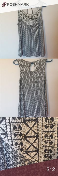 Maurice's gently used tank size medium Gently used Maurice's size medium tank. Material is soft and comfy! Maurices Tops Tank Tops