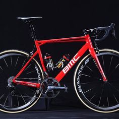 Bike of the team BMC Tag Heuer for the season 2017.