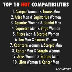 Capricorn woman virgo man sexually