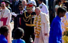 Pope's Asia visit