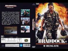 Filme De Ação Blockbuster de 2015 - Filme Braddock 3