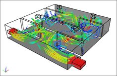 Building HVAC is a widely studied topic among the engineering community in order to develop systems that operate with high efficiency, maintaining required. For More Information Visit at: info@mechanical3dmodelling.com