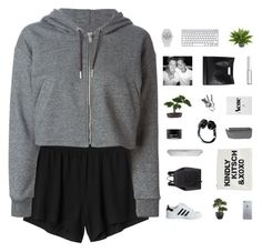 """""""2:34 PM // tag"""" by yeshi2003 ❤ liked on Polyvore featuring Monki, adidas Originals, Golden Goose, Mansur Gavriel, Koh Gen Do, Nixon, Nearly Natural, Crate and Barrel, 3.1 Phillip Lim and Lord & Berry"""