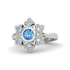 Disney's Frozen: Queen Elsa's Ring