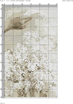 Zz Sepia Color, Cross Stitch Patterns, Photo Wall, Pretty, People, Pictures, Cross Stitch, Patrones, Diagram