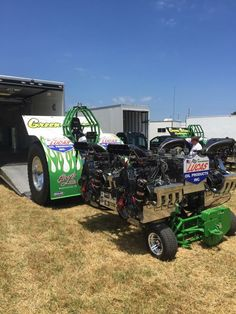 Truck And Tractor Pull, Tractor Pulling, Logging Equipment, Heavy Equipment, Truck Pulls, 4x4 Off Road, Sled, Toys For Boys, Tractors