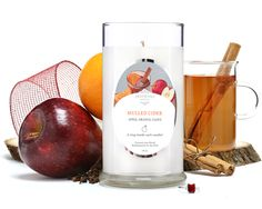 Mulled Cider - Jewel Candle