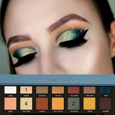 Image result for looks with subculture palette #eyeshadowslooks