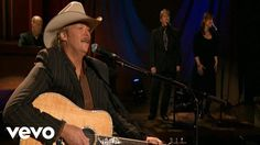 """Alan Jackson – Official Video for """"I Want To Stroll Over Heaven With You Live"""", available now! Buy the full-length DVD/CD 'Alan Jackson Precious Memories: Li. Guitar Songs, Acoustic Guitar, Music Tv, Good Music, Funeral Songs, Best Country Music, Music Licensing, Christian Songs, Sing To Me"""