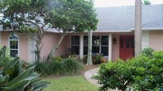 The Coastal Estate Team just sold this beautifully updated pool home, situated on desirable Miami Ave in Indialantic. With almost 2,600 square feet of living space, this home offers 3 bedrooms and 2.5 baths, plus a lovely tiled screened porch overlooking the large freeform pool. Our buyers couldn't resist the charm of this home, with its vaulted ceilings, wood-burning fireplace, french doors, fabulous floor plan, and extensive use of wood and tile throughout. #CoastalEstateTeam