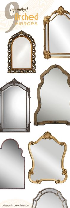 Top Picked Arched Mirrors