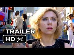 Lucy TRAILER 1 - Luc Besson, Scarlett Johansson and Morgan Freeman. This was an awesome movie. Lucy Movie, Movie Tv, Lucy Trailer, Lucy 2014, Scarlett Johansson Movies, Trailer Peliculas, Luc Besson, Fiction Movies, Science Fiction