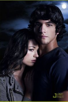 Tyler posey. Crystal reed