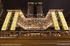 Hong Kong Peninsula Hotel Christmas Display.(hkdigit-20121218-192158)