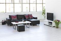 ... salontafel + AAKIRKEBY tv-meubel  JYSK #JYSK #woonkamer #inrichting