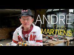 André & les Martiens (film-documentaire) : Philippe Espinasse en interview