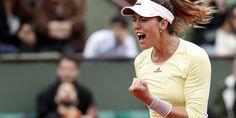 Espectacular partido de Garbiñe Muguruza en la final de Roland Garros ante la número 1 de la ATP, Serena Williams. Con un 7-5 y 6-4 Muguruza se llevó el prestigioso torneo francés.