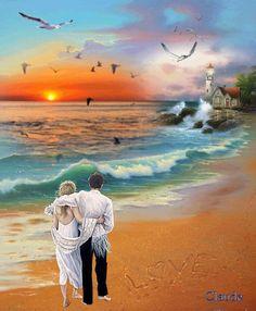♥ Buon Week End! in Buon fine settimana & buona domenica! Costa, Moving Right Along, Love Is A Verb, Gifs, Romantic Moments, Take Me Home, Pretty Pictures, Pretty Pics, Animated Gif