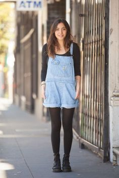 Tomboy Street Style - San Francisco Fashion