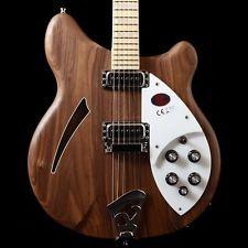 Rickenbacker 360/6 Walnut 360 6 String Electric Guitar