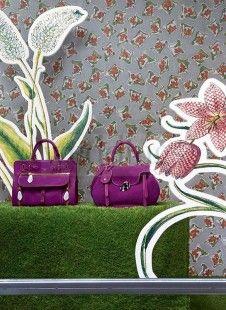 Weddings Luxury | Il Portale del Wedding in Italia - Flower Power: le borse Fontana 1915 omaggiano il potere della natura.