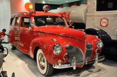1941 Lincoln Ambulance