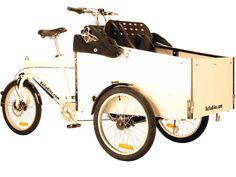 Bella Bike #bakfiets #cargo bikes