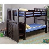Found it at Wayfair - Collin II Bunk Bed