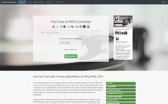 Free and Fast YouTube to MP3 Conversion
