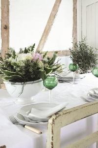 Lovely dinner table