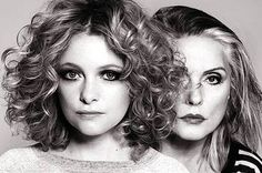 short curly hair | Alison Goldfrapp
