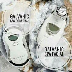 Conocerán esta tecnología innovadora en el SHOWROOM BEAUTY DAY del 2 de Julio 📣ATENCIÓN ÚLTIMO MES DE PROMO‼️📣 • Tu Spa en casa en 10 min 🕑 #galvanicbodyspa 💪 ✔️Ayuda a suavizar la apariencia de nódulos de grasa y piel de naranja. ✔️Mejora la firmeza de la piel. ✔️Ayuda a atenuar estrías. ✔️Unifica la textura de la piel. ✔️Formulada para refrescar y purificar la piel. #galvanicfacespa 💆💆♂️ ✔️disminuye arrugas ✔️corrige líneas de expresión ✔️atenúa manchas ✔️flacidez ✔️corrige bolsas Galvanic Facial, Galvanic Body Spa, Nu Skin, Beauty Van, Marketing Materials, Skin Treatments, Moisturizer, Skin Care, Face