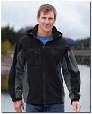 As Low As $94.49 > Port Authority J798 Waterproof Soft Shell Jacket - Available Colors:1, Size Range:XS - 4XL
