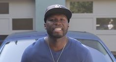 50 Cent Says He's The Man To Rescue Top Gear #celebrities #Reports